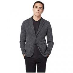 Good Man Brand Men's Bi-Color Birdseye Soft Blazer