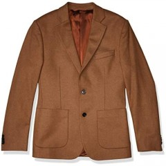 J.Lindeberg Men's Soft Wool Blazer