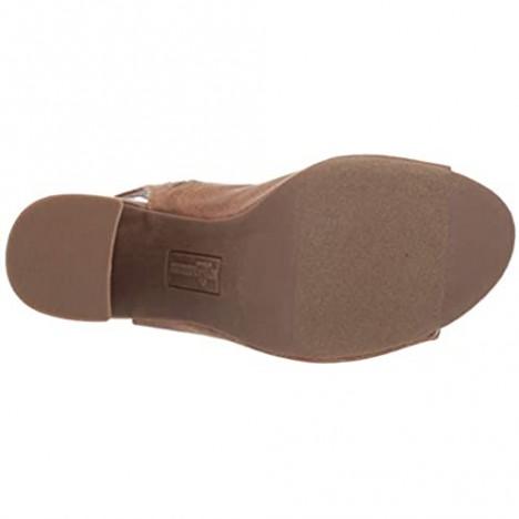 Fergie Women's Pardon Heeled Sandal