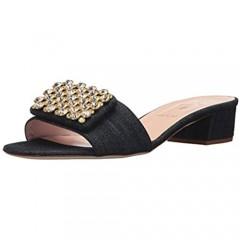 Kate Spade New York Women's Mazie Heeled Sandal Indigo Denim