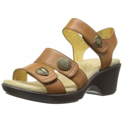 Alegria Women's Olivia Toe Ring Sandal