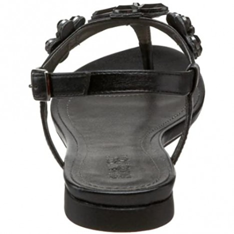 Kenneth Cole REACTION Women's Shine On T-Strap Flat