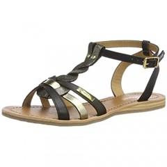 Les Tropéziennes par M. Belarbi Women's Ankle Strap Sandals