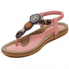 Simple Bohemia Herringbone Sandals - Soft and Comfortable