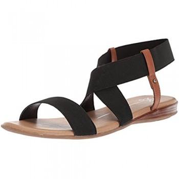 XOXO Women's Bailor Flat Sandal