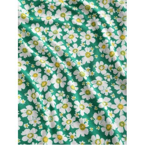 Tie Floral Bodycon Dress