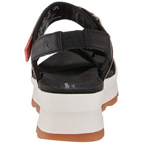 Hush Puppies Women's Andi Slingback Wedge Sandal