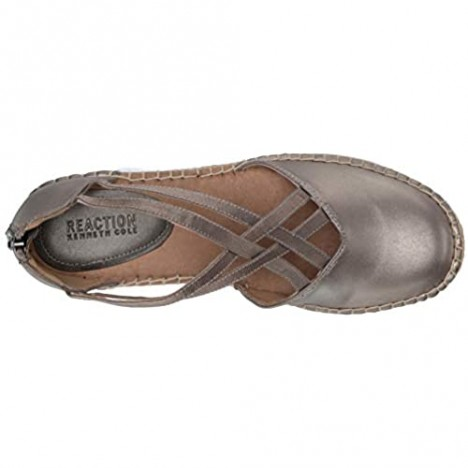 Kenneth Cole REACTION Women's Closed Toe Wedge Sandal