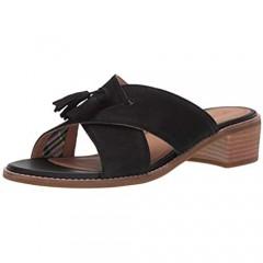 Sperry Women's Seaport City Sandal Tassel Slide Leather Sandal