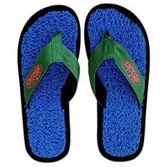 ahhSoles Flip Flops - Comfortable Durable Sandals That are Slip Resistant When Wet and Stick Snug to Feet (Sizes are in US Men's for Women's See Size Chart)