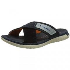 bugatti Men's Open Toe Sandals Flat