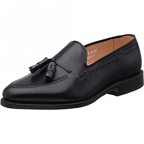 Allen Edmonds Men's Grayson Tassel Loafer Black 10 A