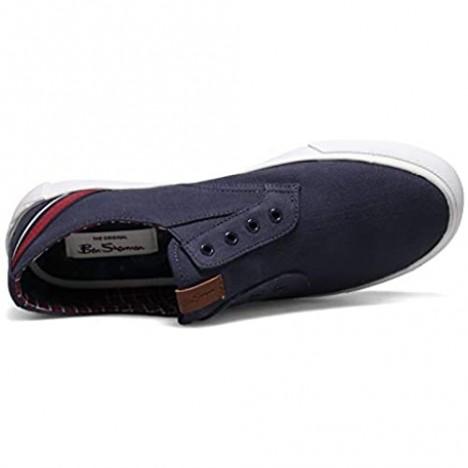Ben Sherman Men's Percy Laceless Sneaker