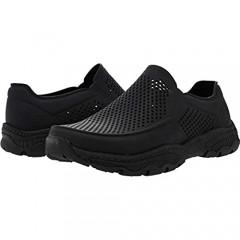 Skechers Men's Foamies Creston Ultra-Headlands Loafer Black 13
