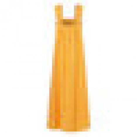Solid color strap sleeveless casual maxi dress Sal